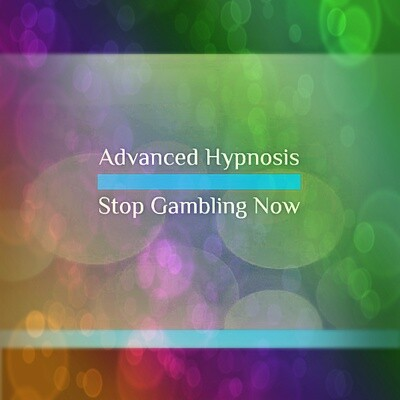 Hypnotherapy For Gambling Addiction, Stop Gambling Now, Self Hypnosis Download or CD