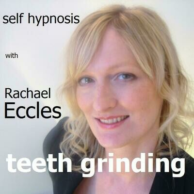 Stop Teeth Grinding Overcome Bruxism, Relax Jaw, Stop Clenching and Grinding, Hypnosis Download or Hypnosis CD