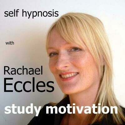 Study Motivation Hypnotherapy, Focus & Get Motivated, Studying & Learning Efficiency Hypnosis Download or CD