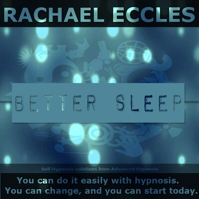 Better Sleep Bedtime Hypnosis Hypnotherapy Download or CD