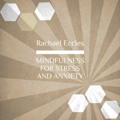 Mindfulness for Stress and Anxiety, Calm Your Mind Down Meditation CD or Instant Hypnosis Download