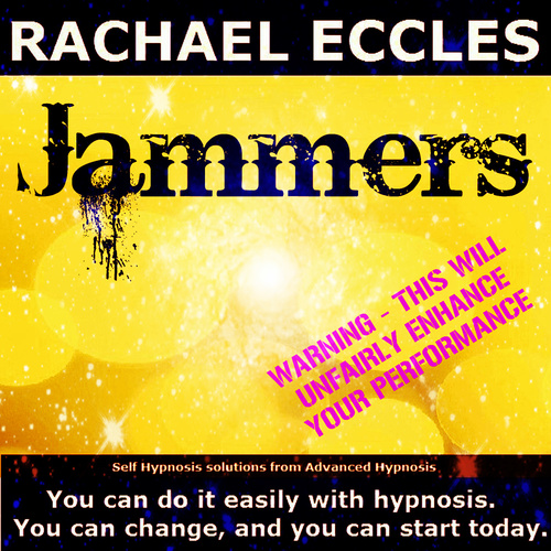 Better Roller Derby - Jammers Hypnotherapy Hypnosis Download or CD