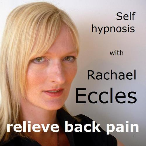 Relieve Back Pain Chronic Pain Relief Hypnotherapy Self Hypnosis MP3 Download or CD
