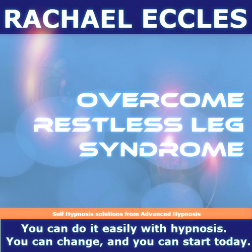 Restless Leg Syndrome RLS Hypnotherapy Self Hypnosis Download or CD