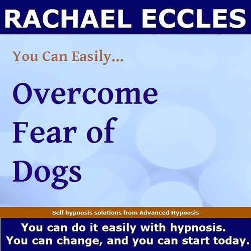 Overcome Fear of Dogs, Cynophobia Phobia Treatment, Hypnotherapy Hypnosis Download or CD