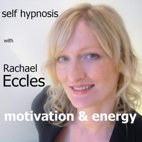 Motivation & Energy Self Hypnosis 2 track Hypnotherapy CD