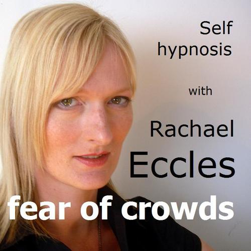 Overcome Fear of Crowds 2 track hypnotherapy Self Hypnosis CD