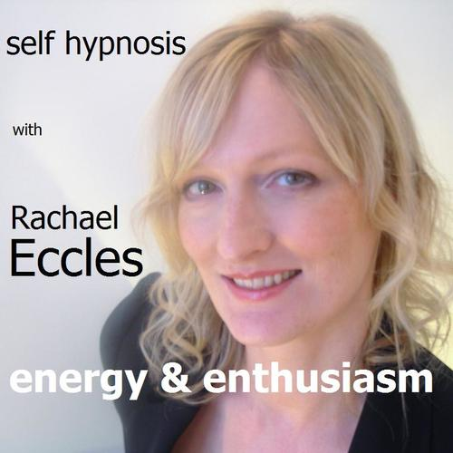 Energy & Enthusiasm, Energizing & Motivating Hypnotherapy Self Hypnosis CD