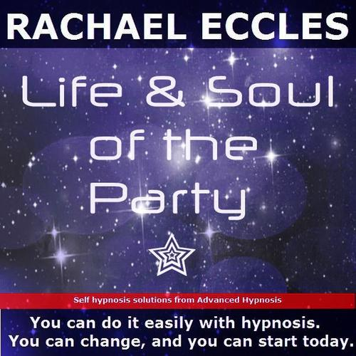 Life & Soul of the Party, Social Confidence, Hypnotherapy Self Hypnosis CD