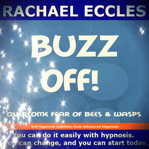 Buzz Off! Overcome Fear of Bees & Wasps, Hypnotherapy Self Hypnosis CD