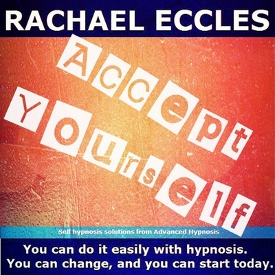 Accept Yourself Hypnotherapy for Confidence & Self-esteem Meditation Hypnosis Download or CD