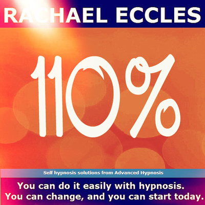 110% Motivation, Get Motivated Meditation Hypnotherapy, Hypnosis Download or CD