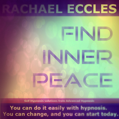 Find Inner Peace, Guided Meditation, Hypnotherapy Instant Hypnosis Download or CD
