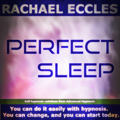 Perfect Sleep Overcome Insomnia Guided Meditation Hypnotherapy, Self Hypnosis Download or CD