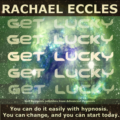 Get Lucky Self Hypnosis Hypnotherapy 2 tracks MP3 Hypnosis Download