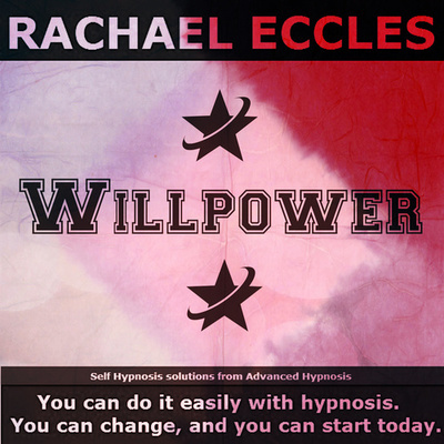 Improve Your Willpower Hypnotherapy, Hypnosis Download or CD