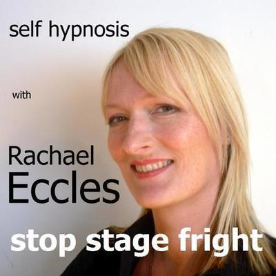 Stop Stage Fright Overcome Performance Anxiety Self Help   Hypnotherapy Hypnosis Download or CD