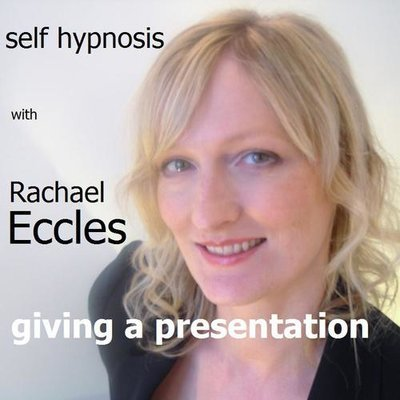 Giving a Presentation 2 track Hypnotherapy Hypnosis MP3 download