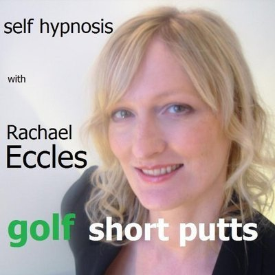 Golf: Short Putts, Self Hypnosis Hypnotherapy CD