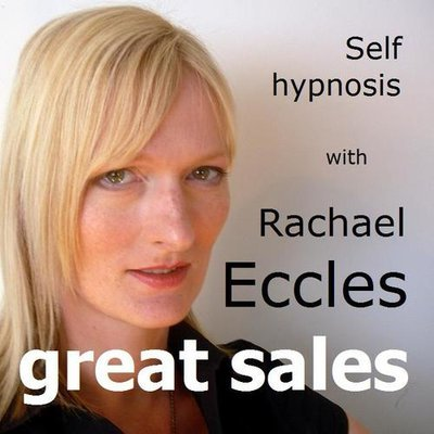 Great at Sales Hypnotherapy to Become a Great Sales Person, Hypnosis Download or CD