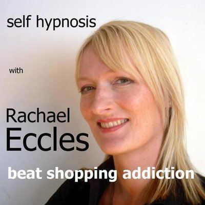 Shopping Addiction, Stop Being a Shopaholic, Hypnotherapy Self Hypnosis Download or CD