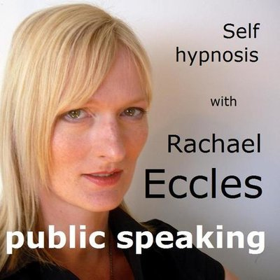 Public Speaking: Confident, Anxiety Free Public Speaking 3 track Self Hypnosis, Hypnotherapy CD