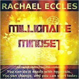millionaire mindset, 3 tracks Hypnotherapy self hypnosis CD