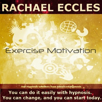 Exercise Motivation, Get Motivated to Exercise and Get Fit, Hypnosis Download or CD