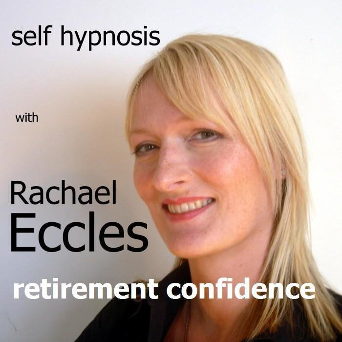 Confident Retirement Self hypnosis hypnotherapy 2 track CD