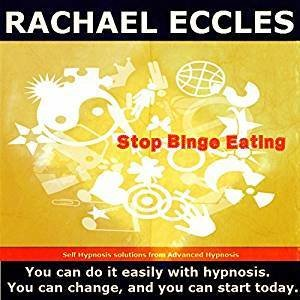 Stop Binge Eating Hypnotherapy Overcome The Urge to Binge Eat, Self Hypnosis Download or CD