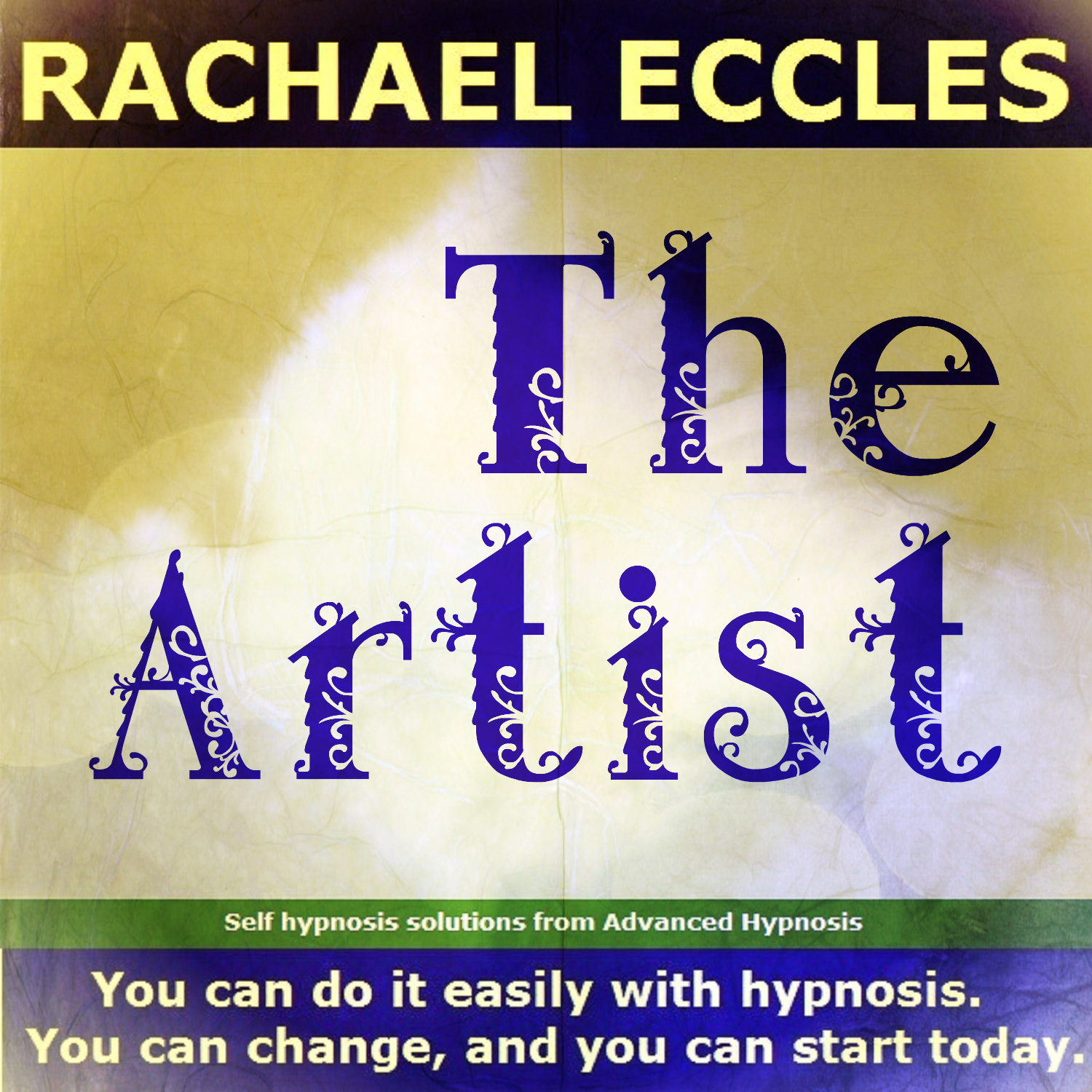 The artist, Enhance your Creativity, Skill and Imagination, CD