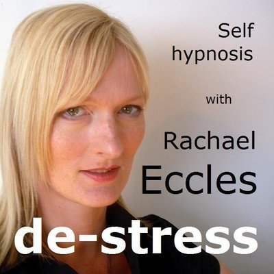 De-stress, Stress Reduction Hypnotherapy, Instant Download or CD