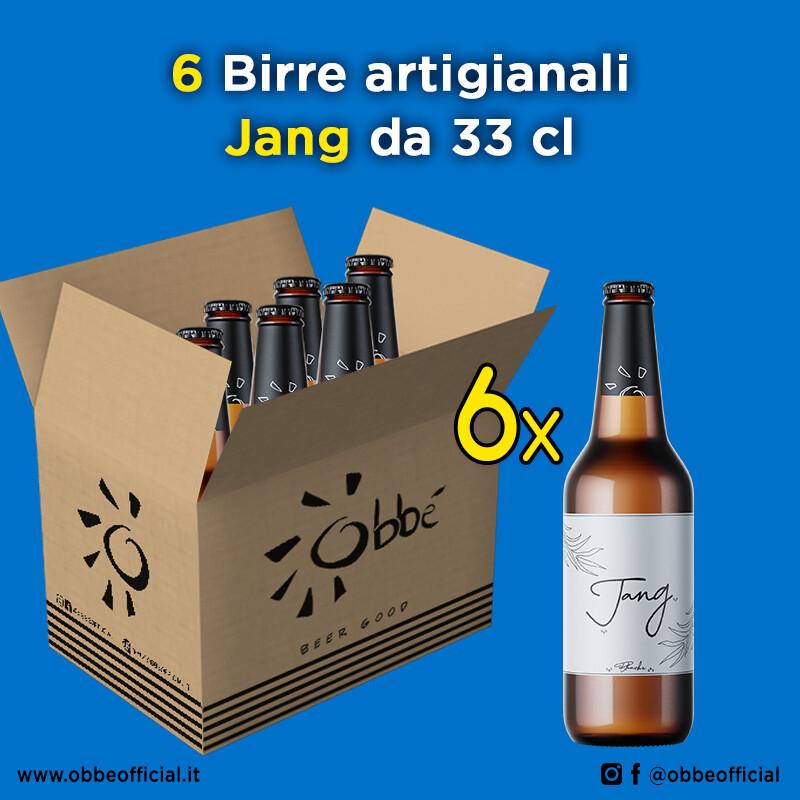 6 x Birra Jang 33 cl