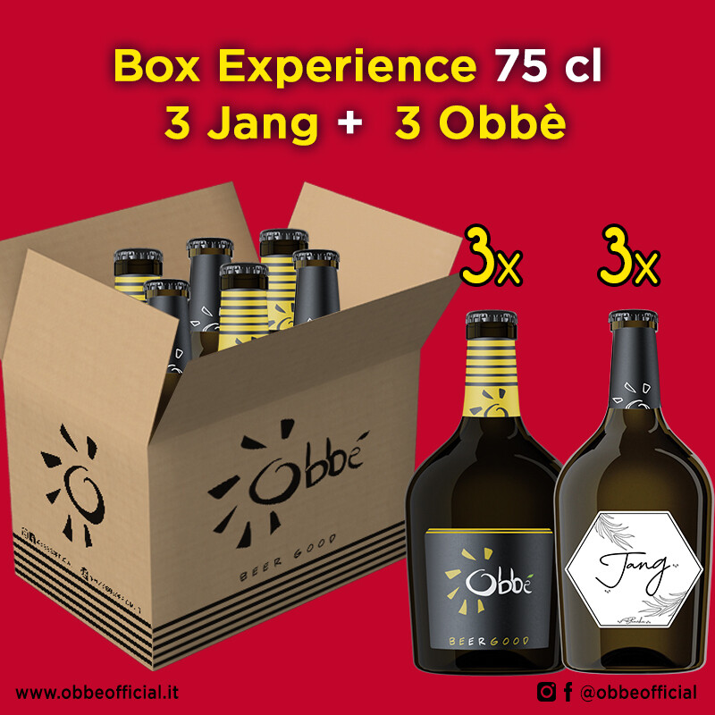 1. BOX EXPERIENCE 75 cl
