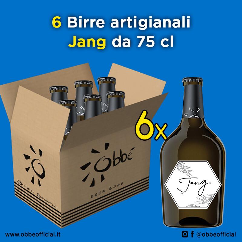 6 x Birra Jang 75 cl