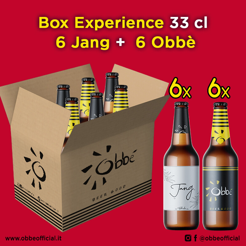 1. BOX EXPERIENCE 33 cl