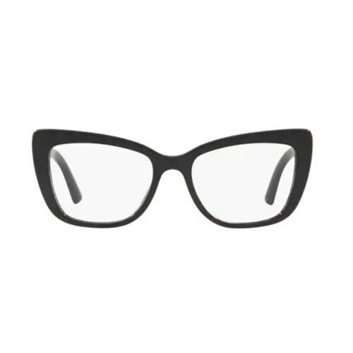 Dolce & Gabbana occhiali da vista da donna DG3308 / 501 Colore nero