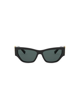Versace occhiali da sole da donna VE4383 / GB1/87 Colore nero