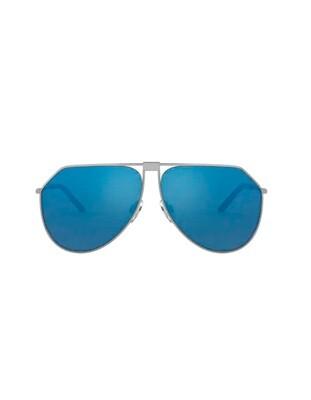 Dolce & Gabbana occhiali da sole da uomo DG2248 / 04/55 Colore grigio - canna di fucile