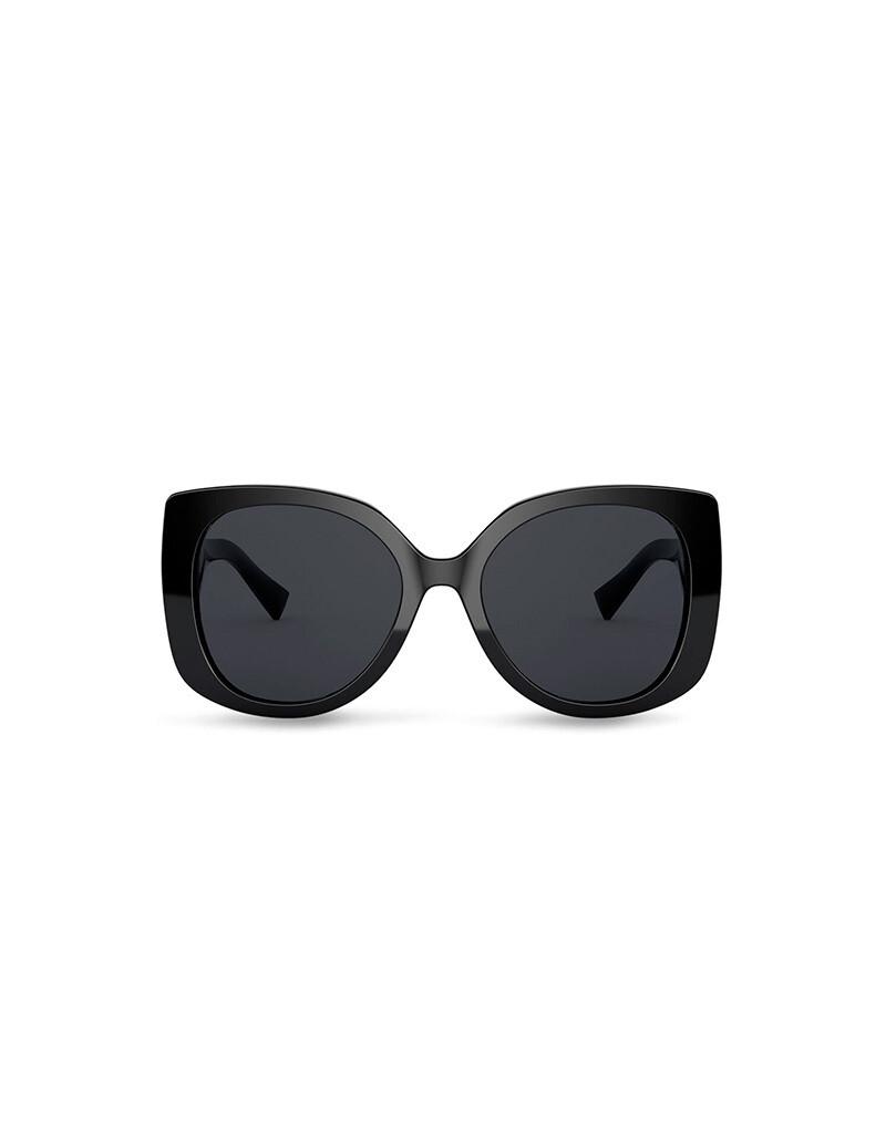 Versace occhiali da sole da donna VE4387 / GB1/87 Colore nero