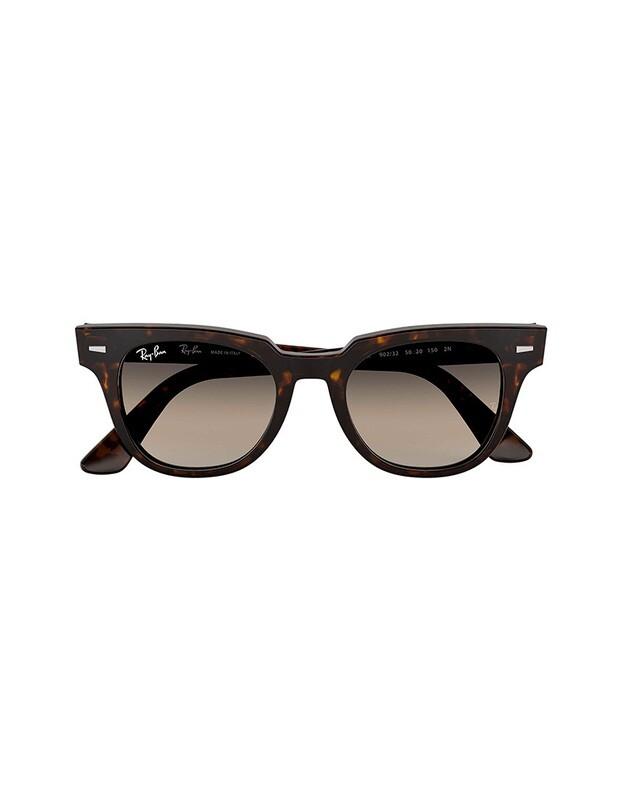Ray-Ban Meteor Classic occhiali da sole RB2168 / 902/32 Colore marrone