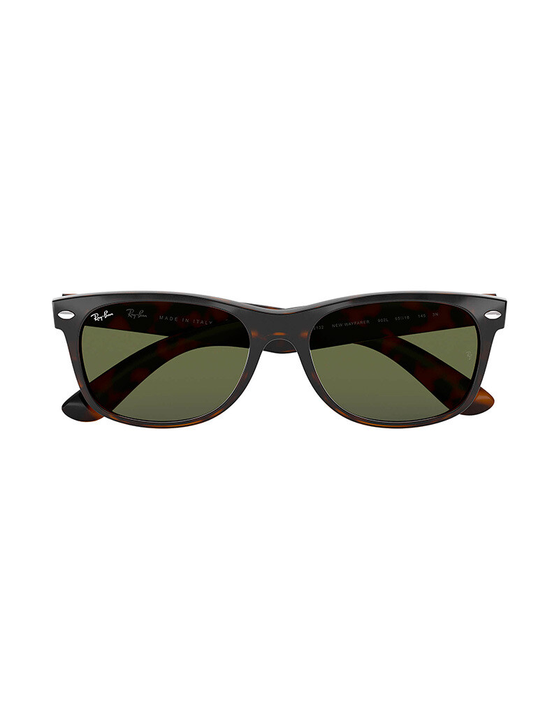 Ray-Ban New Wayfarer occhiali da sole RB2132 / 902L Colore marrone