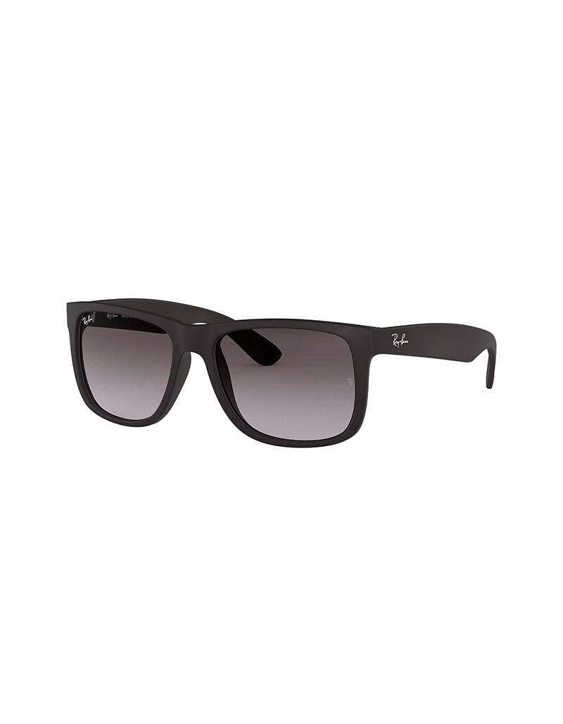 Ray-Ban Justin Classic occhiali da sole RB4165 / 601/8G Colore nero materiale nylon