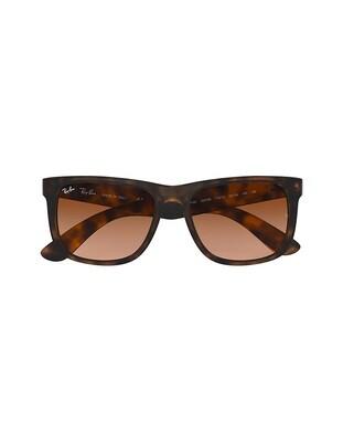 Ray-Ban Justin Classic occhiali da sole RB4165 / 710/13 Colore Marrone