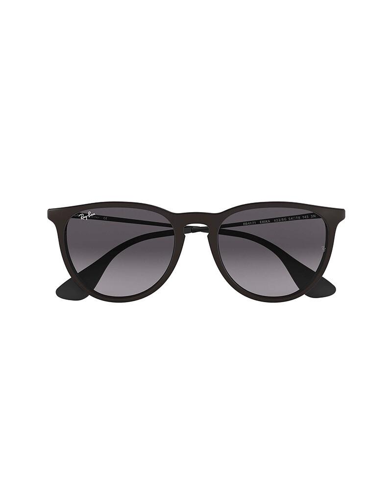 Ray-Ban Erika Classic occhiali da sole RB4171 / 622/8G Colore nero