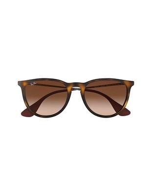 Ray-Ban Erika Classic occhiali da sole RB4171 / 865/13 Colore marrone