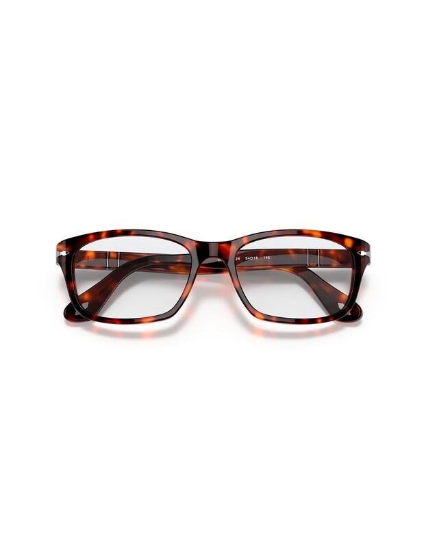 Persol occhiali da vista da uomo PO3012V / 24 Colore marrone