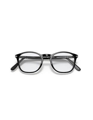 Persol occhiali da vista da uomo PO3007V / 95 Colore nero