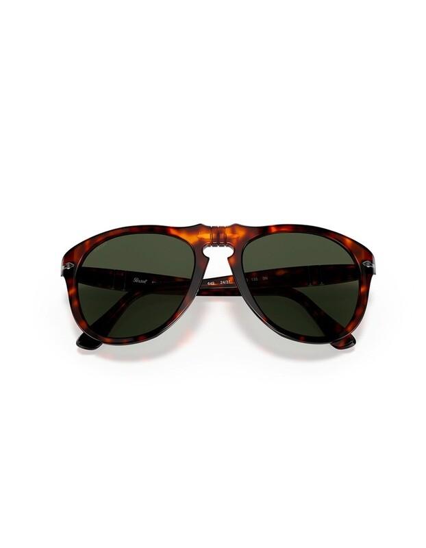Persol occhiali da sole da uomo PO0649 /24/31 Colore marrone