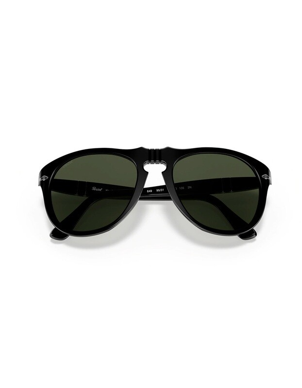 Persol occhiali da sole da uomo PO0649 / 95/31 Colore nero